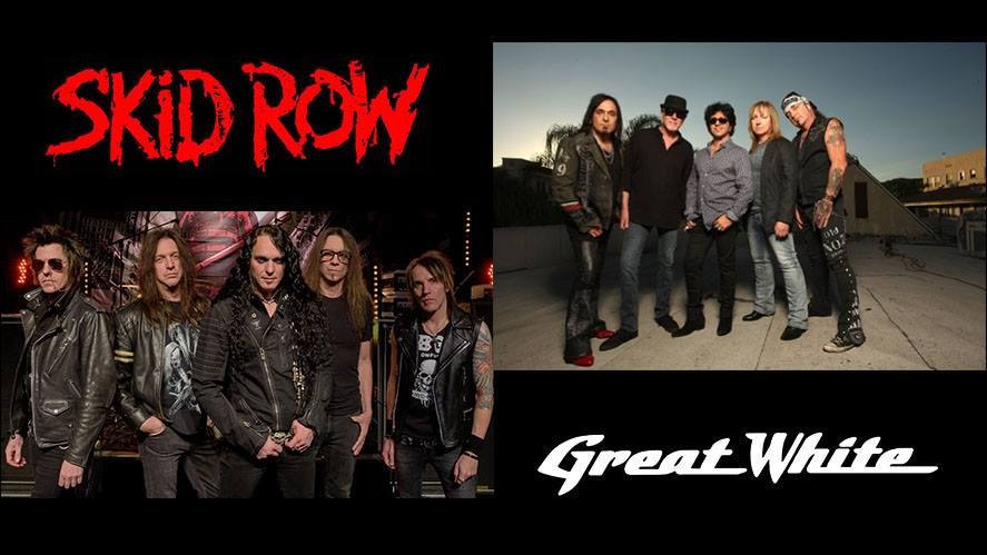 Skid Row & Great White