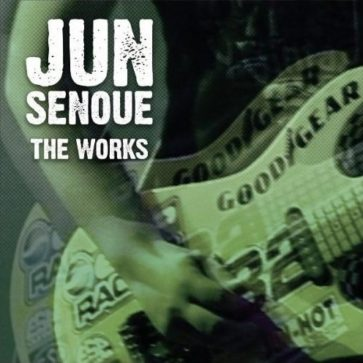 Jun Senoue - The Works (cover)