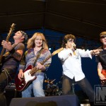 Great White - 'Rockin' The Riverfront' - GM Renaissance Center - Detroit, MI. - Aug. 2, 2013