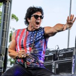 Terry Ilous of Great White - Hairapalooza - Pinellas Park, Florida - July 5,  2014