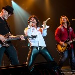 Great White at Hard Rock Casino -  Vancouver, Canada - Sept.  06, 2014 - Mark Kendall, Terry Ilous, Michael Lardie