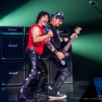 Great White at Hard Rock Casino -  Vancouver, Canada - Sept.  06, 2014 - Terry Ilous & Scott Snyder