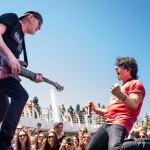 Great White - Monsters Of Rock Cruise - April 2014 - Terry Ilous & Mark Kendall