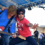 Great White - Monsters Of Rock Cruise - April 2014 - Terry Ilous & Michael Lardie