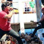 Great White - Monsters Of Rock Cruise - April 2014 - Terry Ilous & Scott Snyder