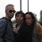 La Famiglia Superstar 2012 - Steve Saluto, Terry Ilous,  Marco Mendoza