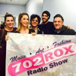 Terry Ilous interview with 702 ROX Las Vegas - 2015