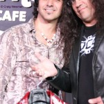 Terry Ilous & Al Bane (Al Bane Leather)  - Red Cross Benefit - Hard Rock Cafe - 2011