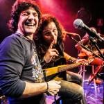 Terry Ilous & Jeff Scott Soto - Sala Caracol - Madrid, Spain - Feb. 12,  2015