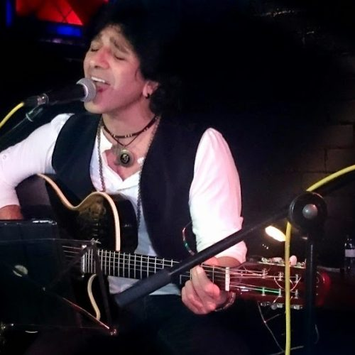 Terry Ilous - Sala Monestario - Barcelona, Spain - Feb. 13, 2015
