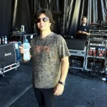 Terry Ilous of Great White [Band] - Switzerland - June, 2012