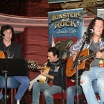 XYZ - Monsters Of Rock Cruise - April 2013 - Terry Ilous, Pat Fontaine, Tony Marcus