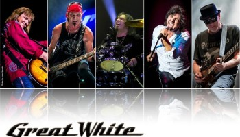 Great White Promotional Photo