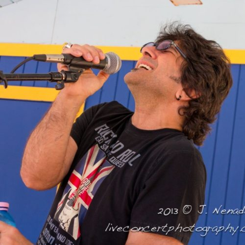 MORC 2013 - Terry Ilous of Great White