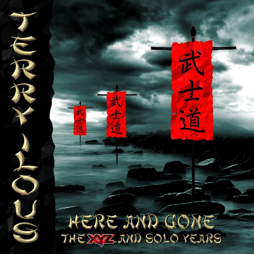 Terry Ilous Here And Gone Cd 2007 Terry Ilous