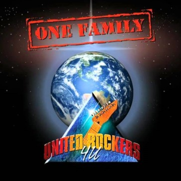 United Rockers 4U - One Family - Terry ilous 2008