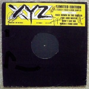 XYZ - 1991 Promotional Record
