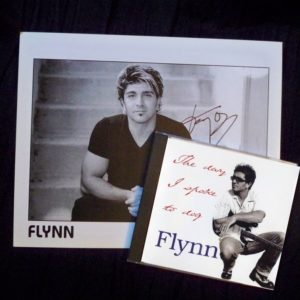 Flynn – The Day I Spoke To Dog (CD + Promotional Photo) – 2000