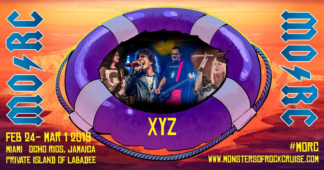 XYZ - Monsters Of Rock Cruise