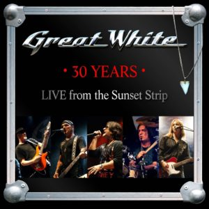 Great White - 30 Years Live - 2013